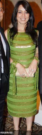 mahima-chaudhary-zubin-mehta-party-green-and-gold-dress.jpg