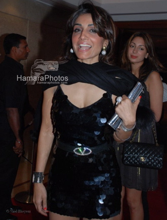 queenie-dhody-black-sequin-dress-club-bling-launch-party.jpg