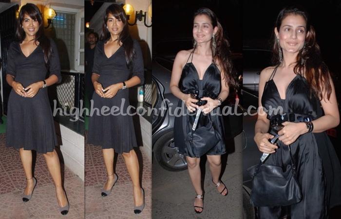 sameera-reddy-ameesha-patel-tusshar-kapoor-bash-black-dress.jpg