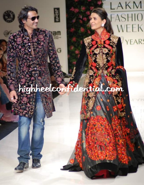 Designers bollywood celebrities glam up pune fashion week 2017 day 2 highlights