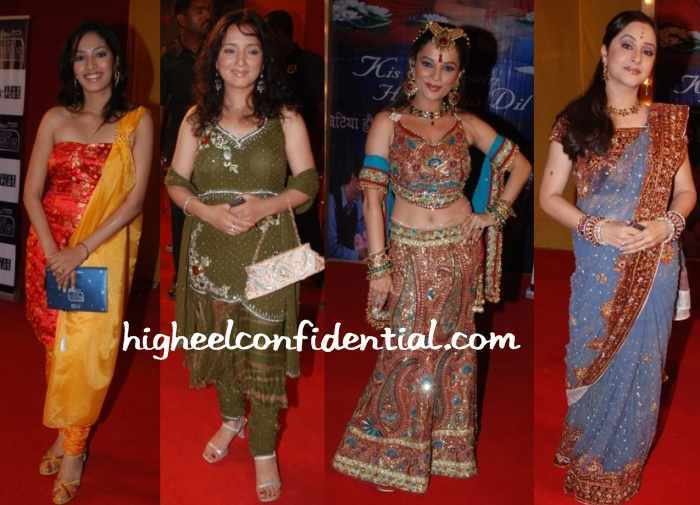 star-pariwar-awards-ladies