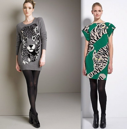dvf-stella-mccartney-tiger-print-dress