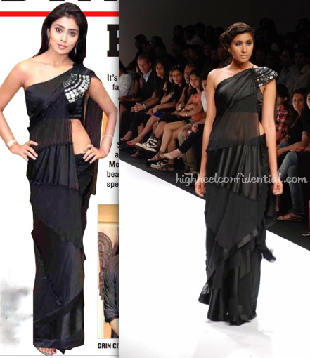 shriya-saran-anand-kabra-fall-09-black-dress