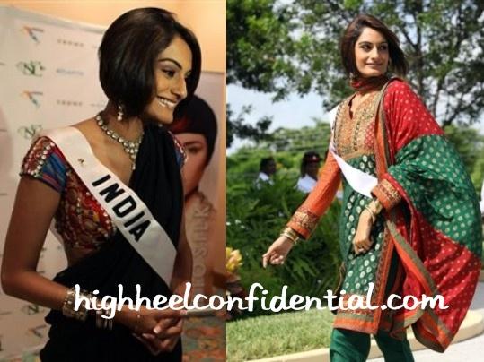 ekta-chaudhary-miss-universe-traditional