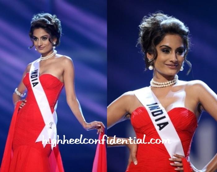 ekta-chowdhury-miss-universe-red-gauri-nainika