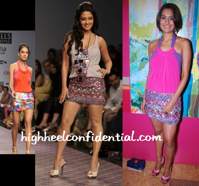 ekta-chowdhry-ranna-gill-lakme-fashion-week