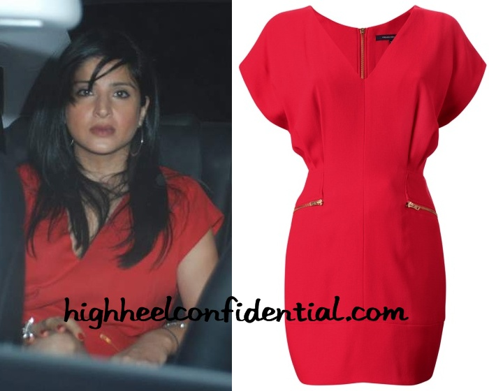maheep-kapoor-french-connection-dress