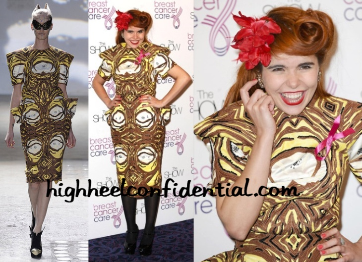 paloma-faith-manish-arora-breast-cancer-fashion-show