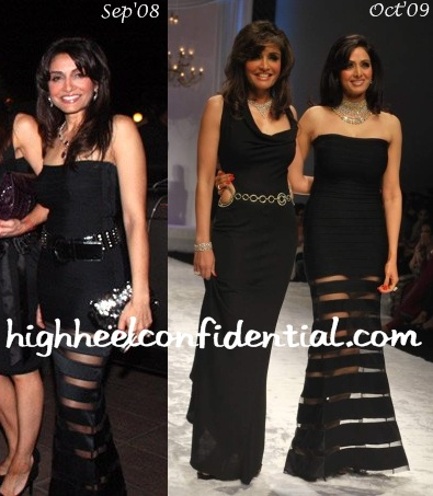 queenie-singh-herve-leger-sridevi-hdil-couture-week