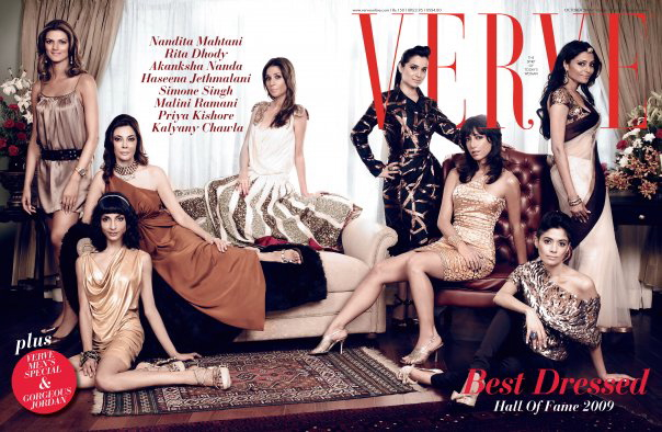 verve oct 09 cover