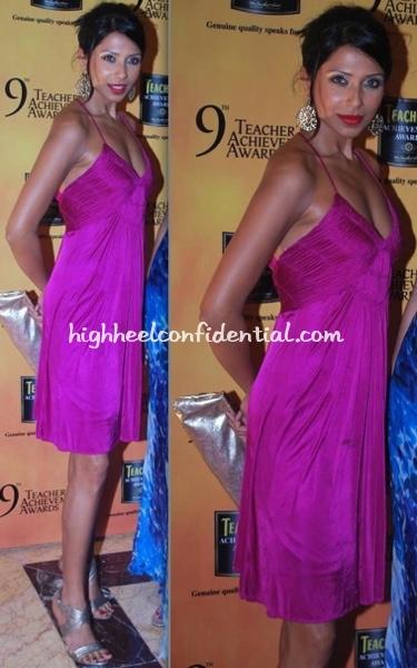 candice-pinto-teachers-awards-mango-dress