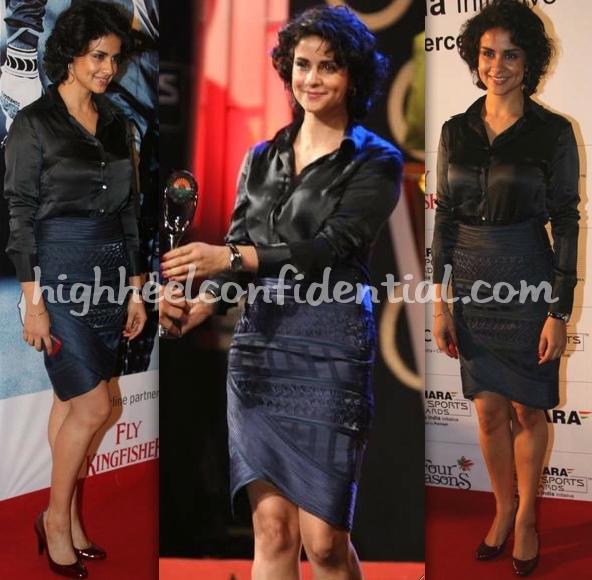 gul-panag-sahara-sports-awards-urvashi-kaur-skirt