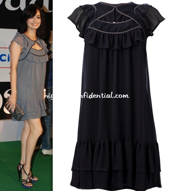 paa-premiere-dia-mirza-fcuk-dress