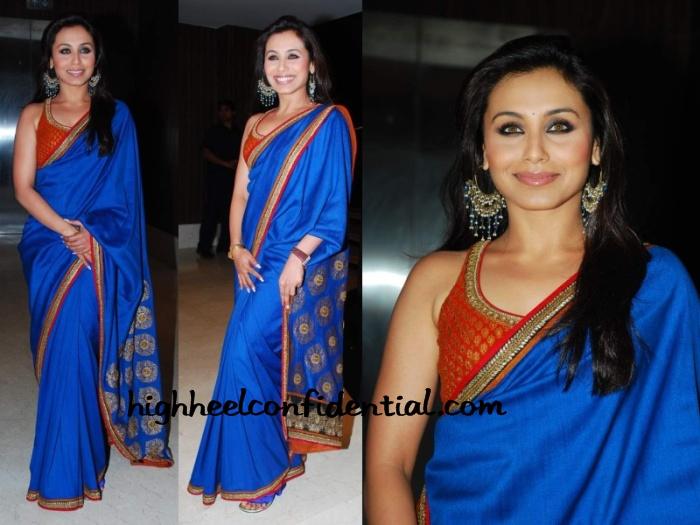 rani-mukherjee-v-shantaram-awards-sabya