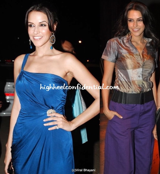 chivas-fashion-tour-manish-malhotra-star-screen-awards-2010-neha-dhupia