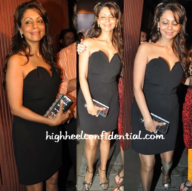 gauri khan-hrithik roshan birthday party