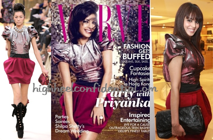 genelia-priyanka-same-vuitton-dress