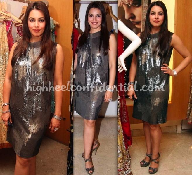 mahima-chaudhary-kimaya-shimmery-dress