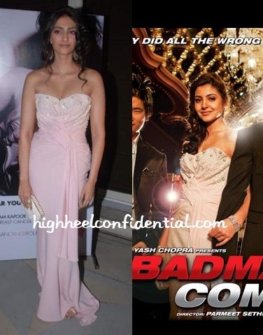 anushka-sharma-badmash-company-christian-dior-gown