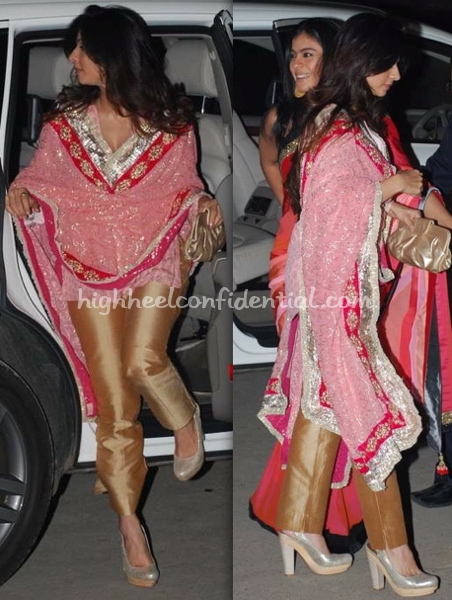 filmfare-awards-2010-tanisha