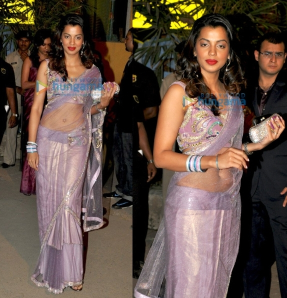 mugdha-godse-55th-filmfare-awards