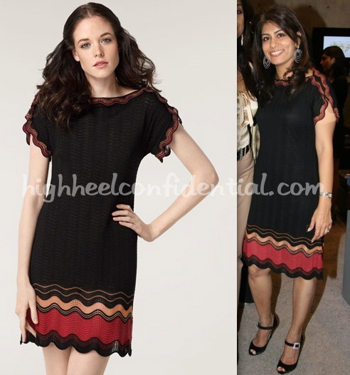 ajoomal-boutique-launch-deepika-gehani-m-missoni-dress