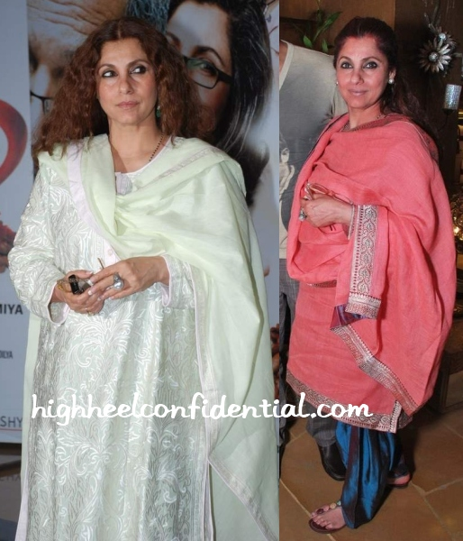 dimple-kapadia-white-window-villa-tara-launch