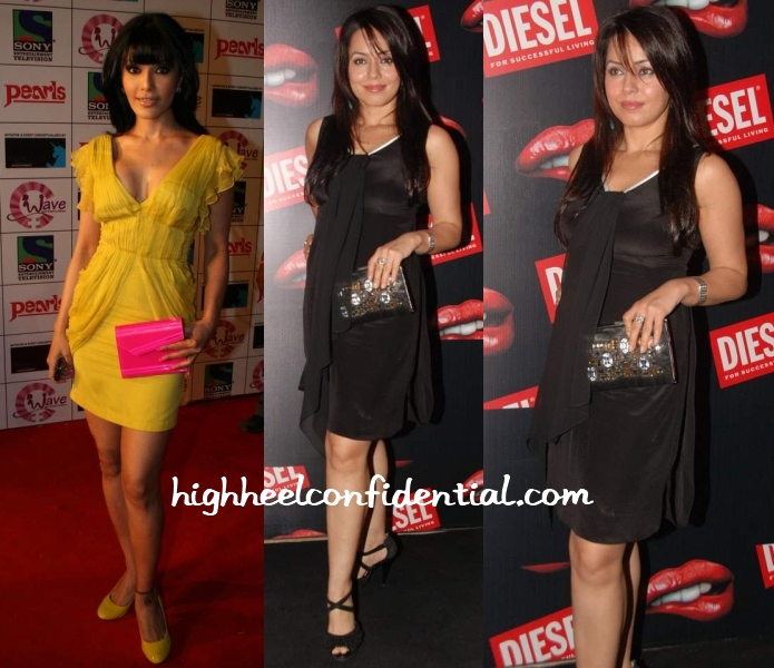 mahima-chaudhary-diesel-launch-party