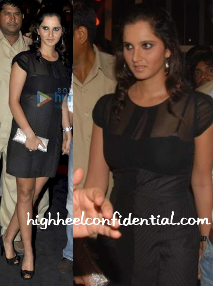sania-mirza-diesel-launch-party