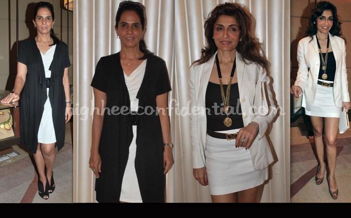 anita-dongre-queenie-dhody-gem-retailer-awards-2010