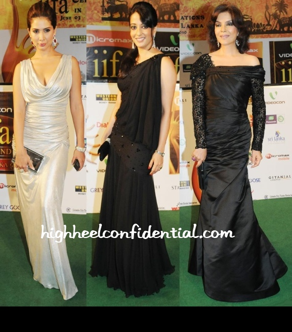 raima-sen-kim-zeenat-manav-gangwani-iifa-awards-2010