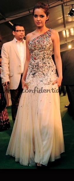 shazahn-padamsee-iifa-2010-colombo-swapnil-shinde-dress