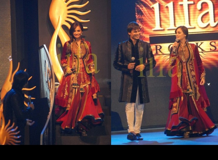 vivek-dia-iifa-awards-fashion-show-1