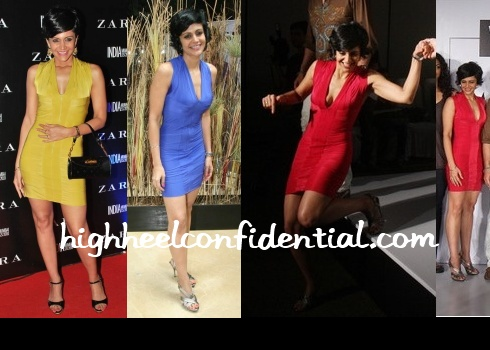 mandira-bedi-van-heusen-three-same-dresses