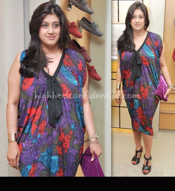 priya-tanna-tods-event-lanvin-dress