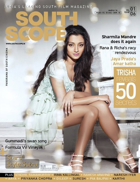 trisha south scope 1
