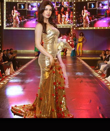Priyanka Chopra Fashion Dress