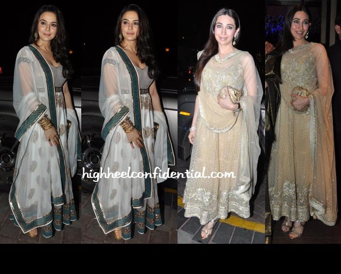 preity-zinta-karisma-kapoor-shukla-wedding-reception