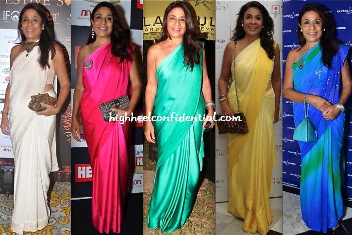 rashmi-uday-singh-saris-times-literary-carnival-hello-awards-jehangir-art-gallery-anniversary-celebrations