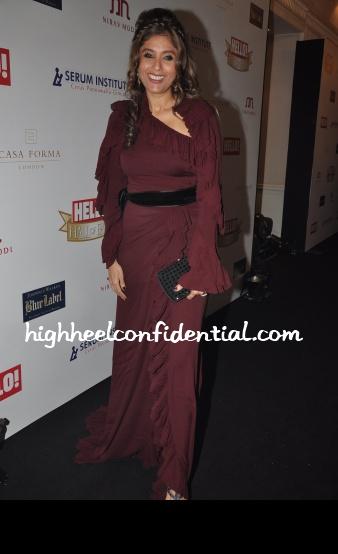 roohi-jaikishan-gucci-hello-hall-fame-awards-2012