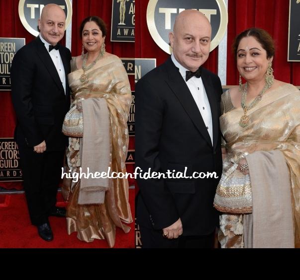 anupam-kher-kirron-screen-actors-guild-awards-2013