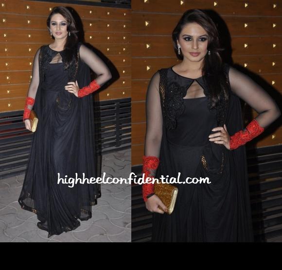 huma-qureshi-varun-bahl-filmfare-awards-2013