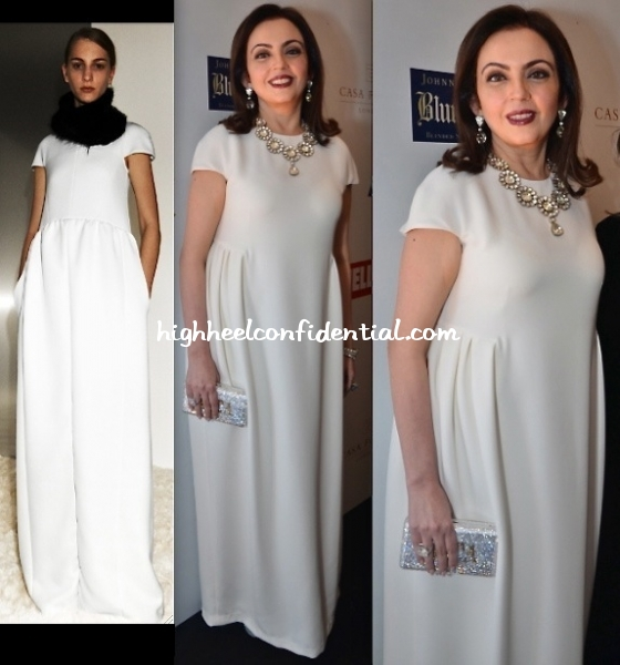 nita-ambani-in-celine-at-hello-hall-of-fame-awards-2012