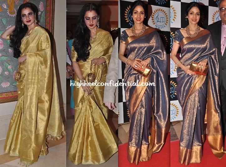 rekha-and-sridevi-at-lata-mangeshkar-music-label-launch-1