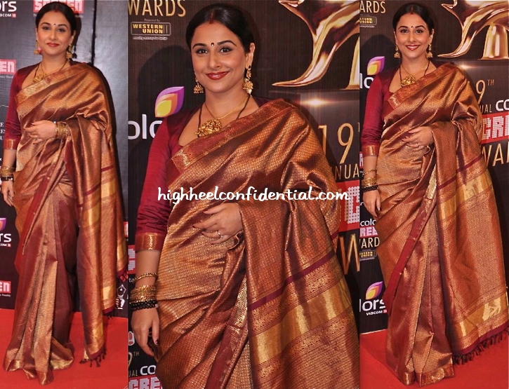 screen-awards-2013-vidya-balan