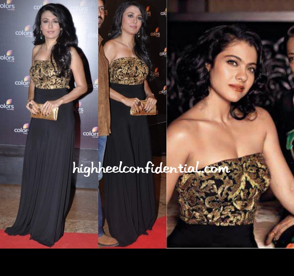 mini-mathur-kajol-colors-tv-bash