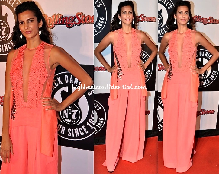 poorna-jagannathan-in-rohit-gandhi-and-rahul-khanna-at-the-rolling-stone-jack-daniels-rock-awards-2013