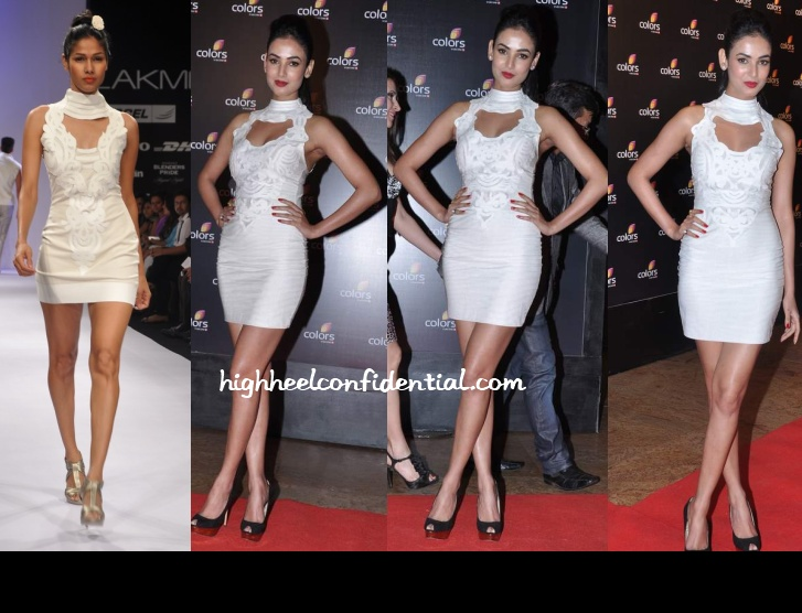 sonal-chauhan-ss-surya-colors-tv-party