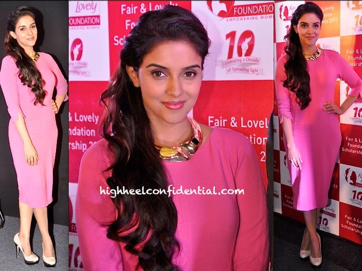 asin at fair and lovely foundation scholarship event