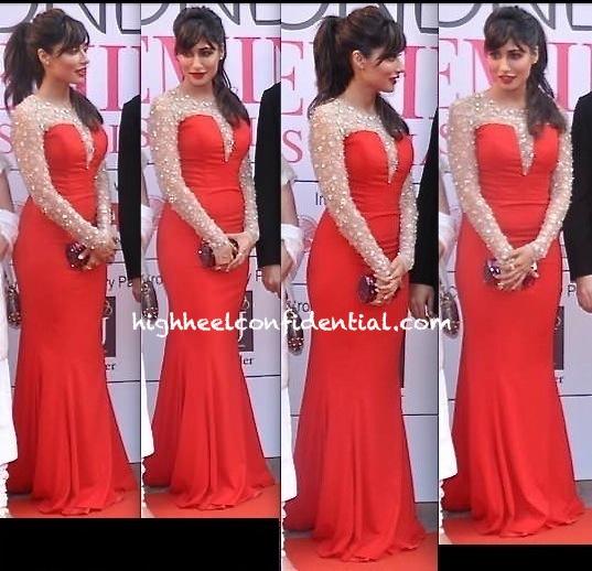 chitrangada singh in atsu at femina miss india 2013